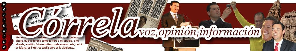 Periódico Córrela