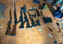 Balacera en Valaparaíso arroja comandante fallecido, 2 civiles pierden la vida y tres más capturados