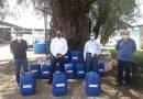 JIAPAZ consigue Hipoclorito de Sodio para garantizar Calidad del agua frente a Covid-19