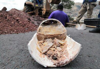 JIAPAZ remplaza 3 mil 500 metros de Tubería para asegurar servicio de Agua Potable