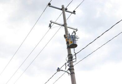 Lleva Miguel Torres más energía Eléctrica a Tenango