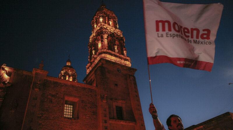 Morena va con David para Zacatecas. ¿Y ahora que sigue?
