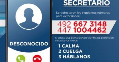 Rescata Policía Estatal a madre e hijo víctimas de Secuestro Virtual
