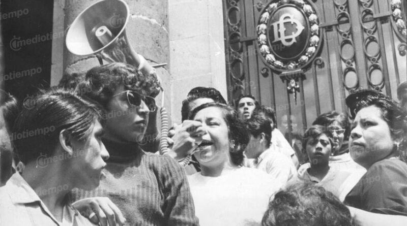 Nuevo régimen: de la represión al diálogo.