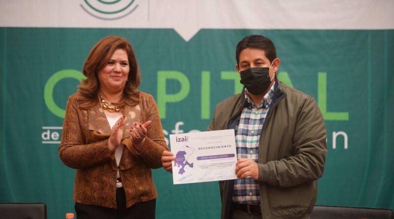 La capital participa en Jornada de Capacitación Regional de Acceso a Información y Protección de Datos Personales