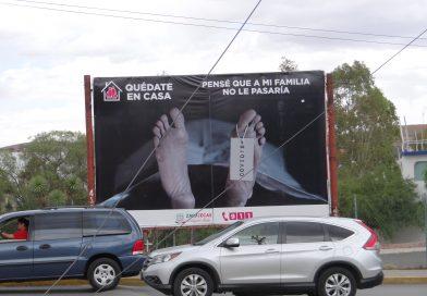 Zacatecas reporta otros 7 casos positivos y una muerte por Coronavirus
