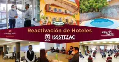 Reabiertos Hoteles Mesón de Jobito, Parador y Paraíso CAXCÁN
