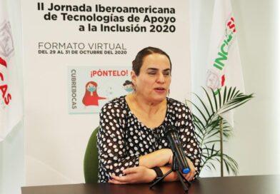 Anuncian II Jornada Iberoamericana de Tecnologías de Apoyo a la Inclusión