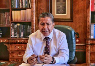 No se pagará a Gobernador y a altos mandos, mientras siga crisis financiera: David Monreal